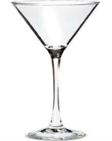 Martini Cocktail Glass 8oz (16 Glasses)