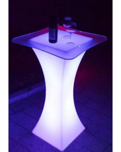 LED High Bar Table