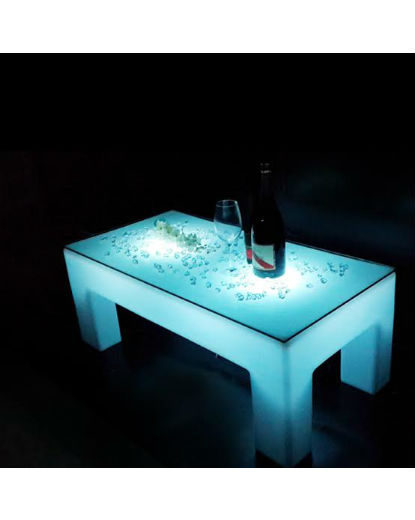 Coffee Table Desk.Led Coffee Table